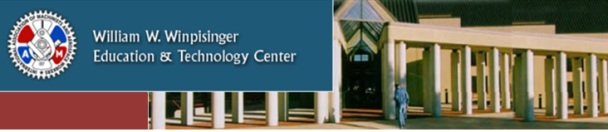 Click here to visit the William W. Winpisinger Education & Technology Center