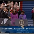 Inauguration of President Barack Obama image