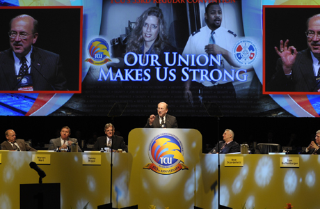 how to become a union delegate
