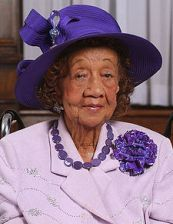 Dr. Dorothy Height, Civil Rights Activist