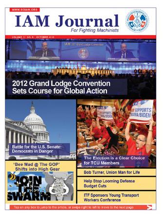 IAM Journal October 2012