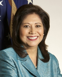 U.S. Department of Labor Secretary Hilda Solis