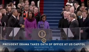 Click here to view the Inauguration of President Barack Obama video.