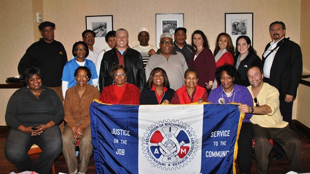 IAM members took part in the 2013 MLK Holiday Observance in Philadelphia, PA.