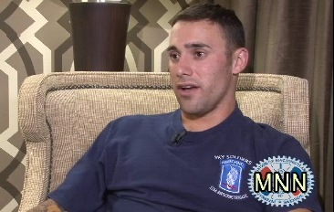 Click here to view the new Machinists News Network video featuring U.S. Army soldier Ryan Soto