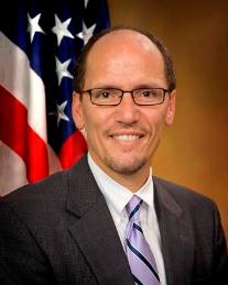 Thomas E. Perez, President Obama's nominee for Labor Secretary