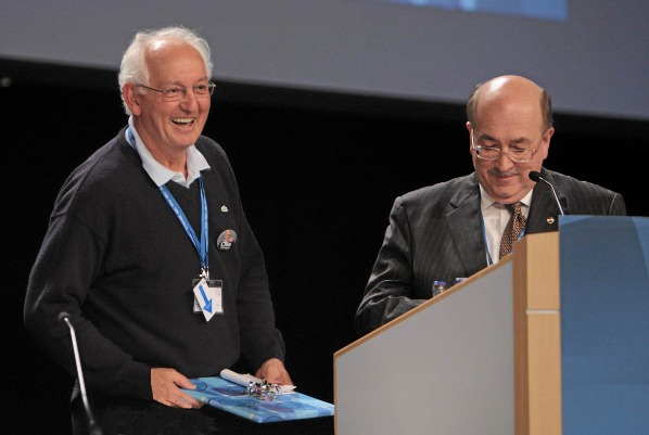 The global labor movement lost a good friend and a strong ally when Marcello Malentacchi(left), the General Secretary of the International Metalworkers' Federation (IMF), died recentlywhile cycling near his birthplace in Tuscany, Italy.