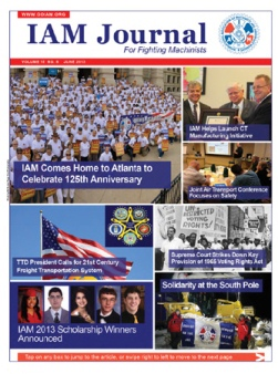 Click here to download the IAM Journal.