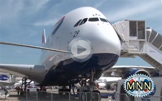 Click here to view the Paris Air Show video!