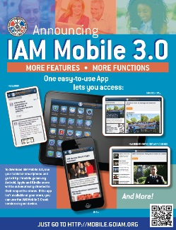 Click here to download the IAM Mobile 3.0 APP