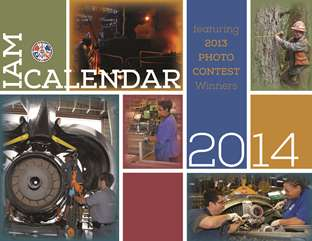 Click here to see the IAM photo contest winners featured in the calendar.