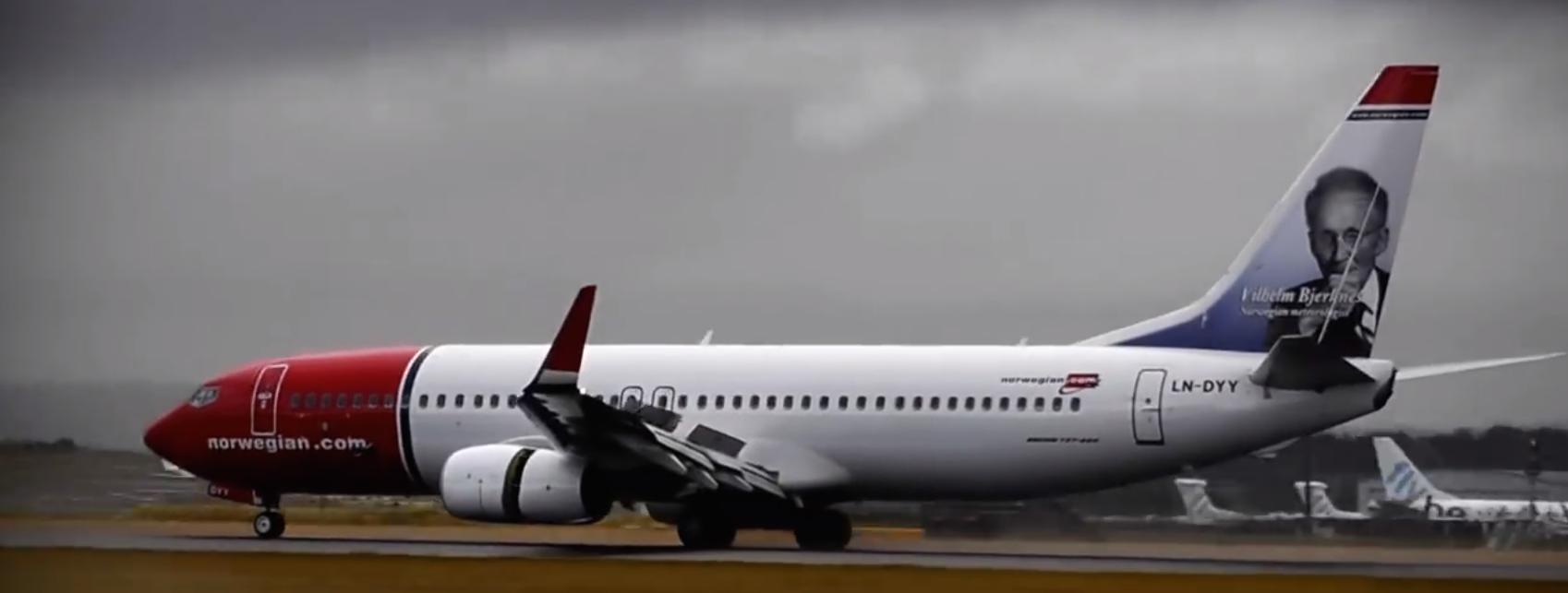 Norweigian Air