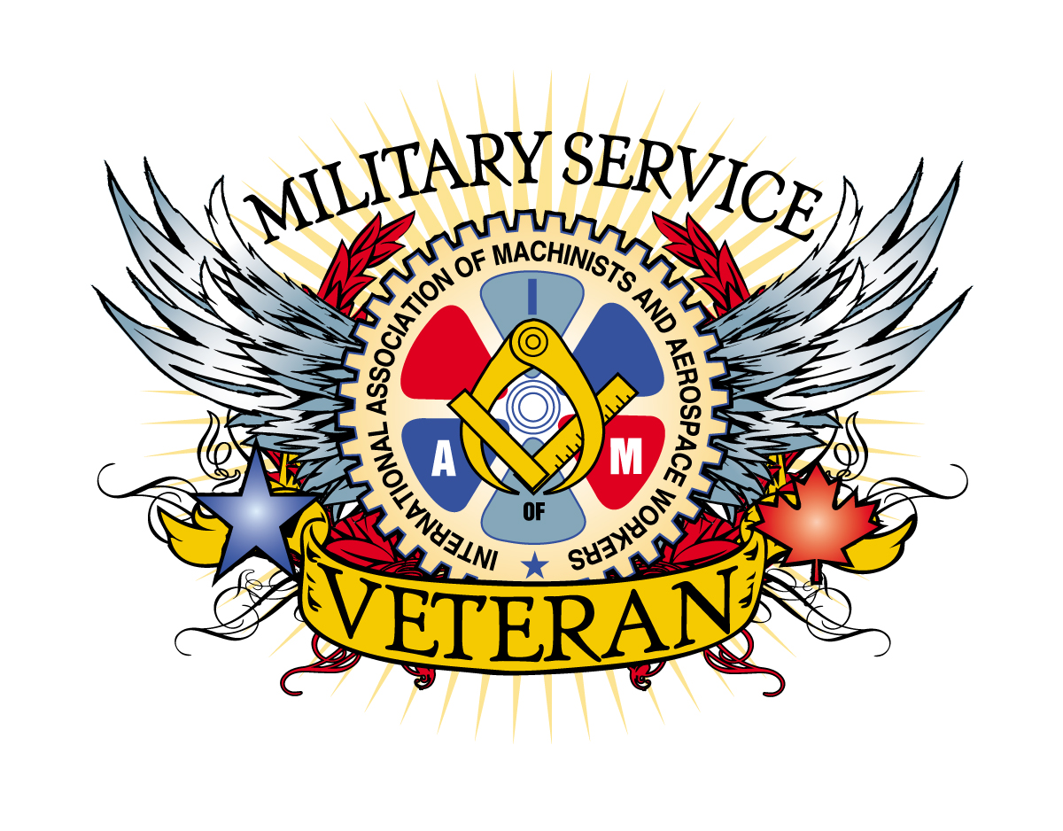 military vet logo color