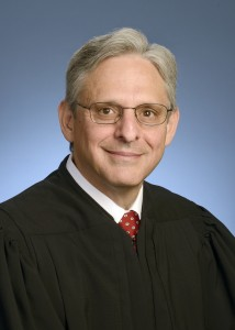 Supreme Court Nominee Merick Garland