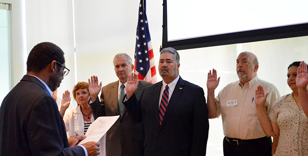IAM International President Bob Martinez was sworn in to the Alliance for Retired Americans' Executive Board this week.