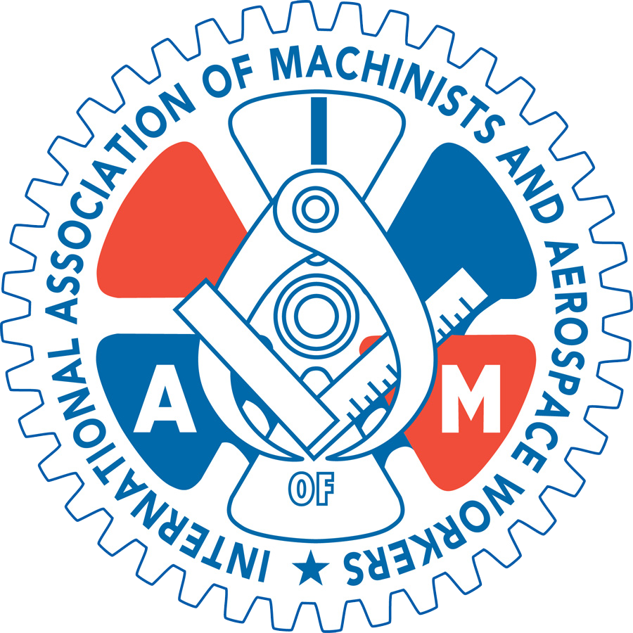 Resultado de imagen para International Association of Machinists and Aerospace Workers