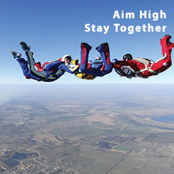 Click here to view Aim High & Stay Together