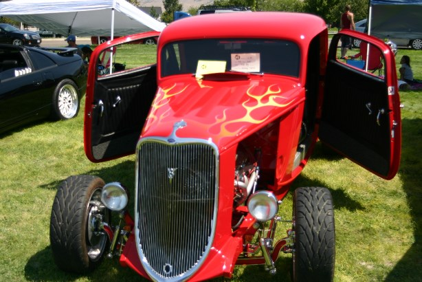 Stansbury Days Car Show