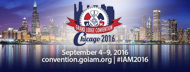 How to Follow the 2016 IAM Grand Lodge Convention