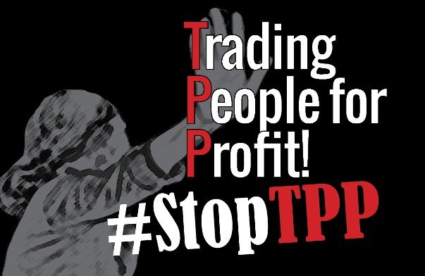 Help Stop TPP: Pick Up the Phone on Sept. 14