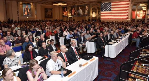 Convention Delegate Voices: 'An Honor and Privilege on a Personal Level'