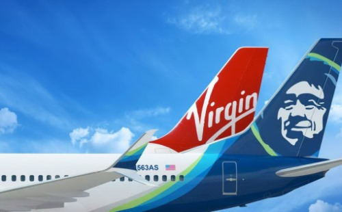 IAM Supports Alaska Airlines, Virgin America Merger