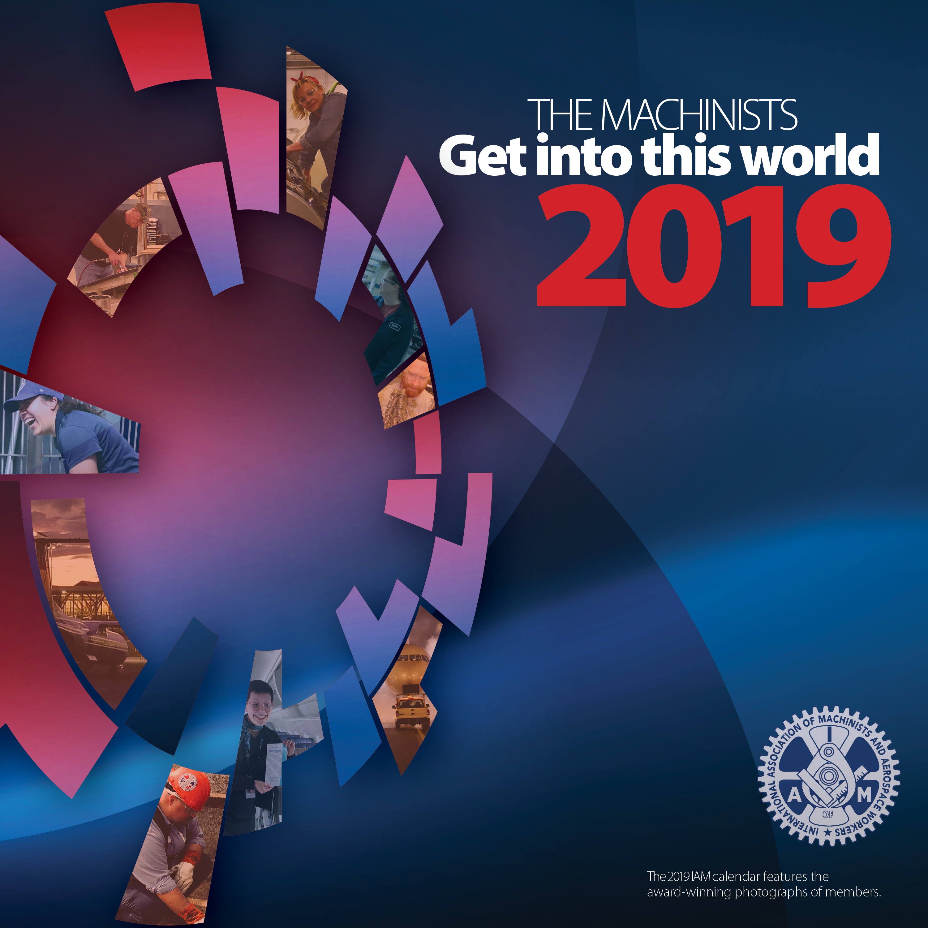 Order Your 2019 Machinists Calendar