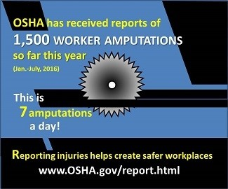 Reports of amputations lead to improved workplace safety through employer settlements