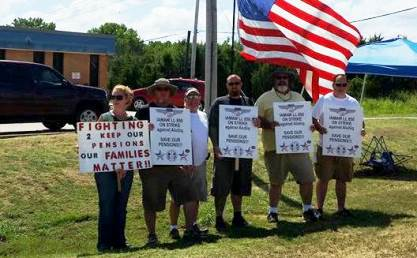 Oklahoma IAM Members at Tinker AFB Ratify Contract, End 112-Day Strike