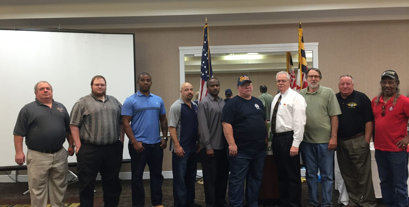 Armed Forces Veterans of the DC-Maryland Council of Machinists