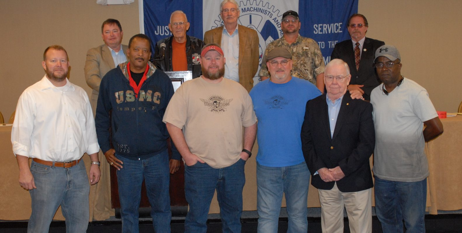Armed Forces Veterans of the Tennessee State Council of Machinists