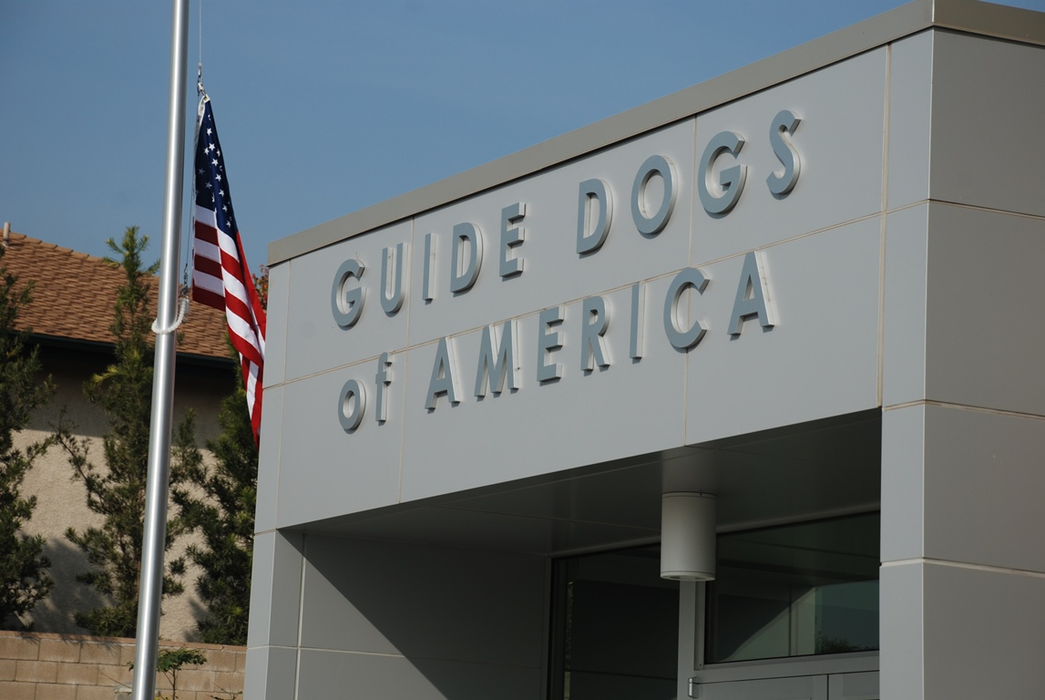 Guide Dogs of America Offers a Virtual Tour of Their Campus