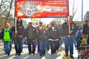 Machinists Across Country Honor MLK's Legacy