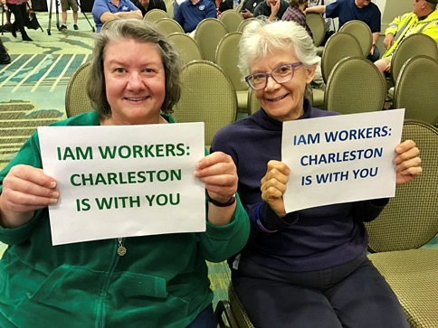 Boeing Workers in South Carolina Opt Against Union Representation