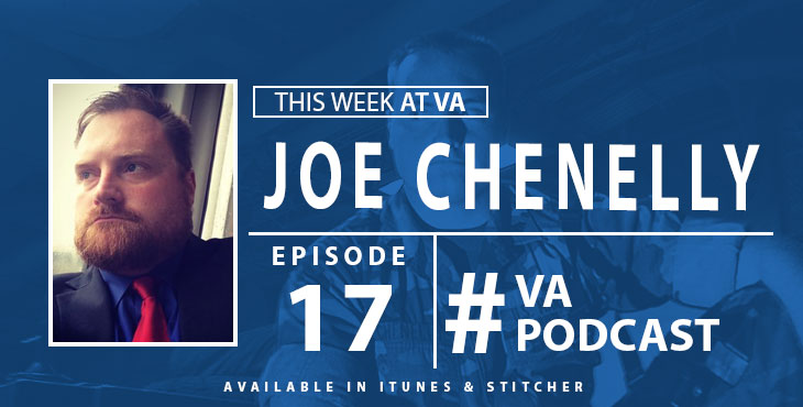 Joe Chenelly – Marine Veteran, AMVETS National Executive Director