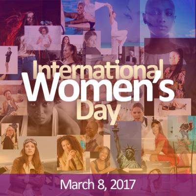 Machinists Look Forward to Mark International Women's Day