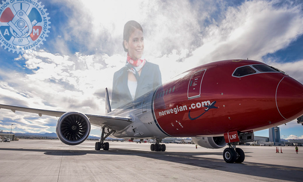 OSM Aviation Short Haul U.S. Flight Attendants Join IAM