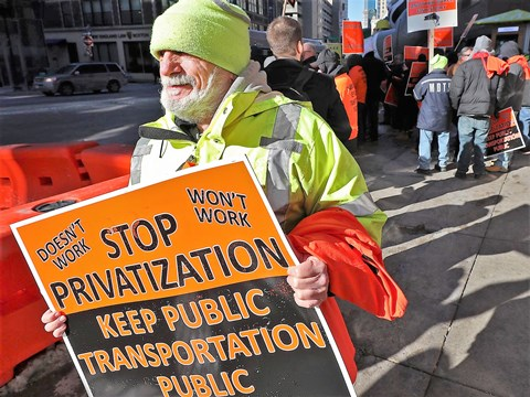 Why Privatizing Massachusetts Public Transit Would be a Disaster for Taxpayers, Workers and Riders