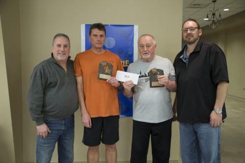 IAM Midwest Territory Cornhole Tournament Raises $3.7K for Guide Dogs