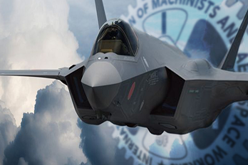 Martinez Calls on Congress to Fund F-35 Program