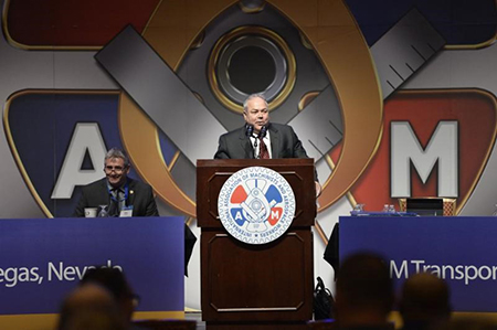 Solidarity Takes Center Stage at IAM Transportation Conference