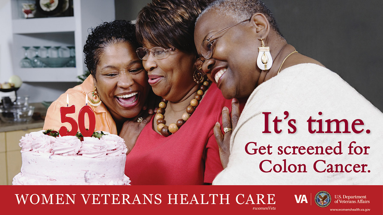 Colon Cancer Screenings Can Save Veterans' Lives