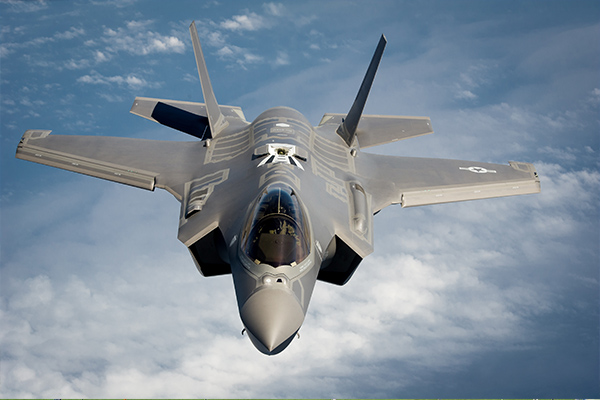 Lockheed Martin $40 Billion F-35 Deal Means IAM Jobs