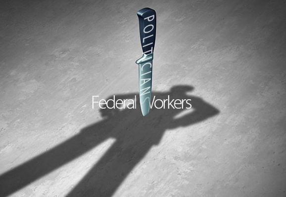 Federal Employees Need Your Help Now