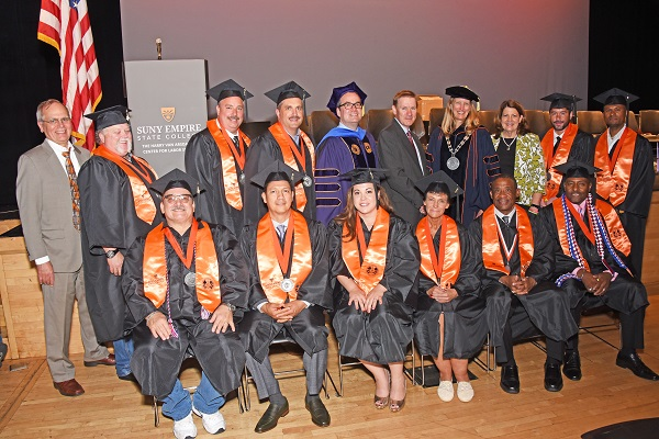 'A Dream Come True' for Machinists Union Graduates