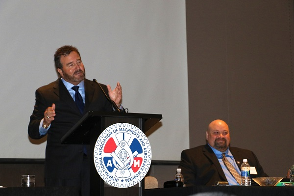 Southern States Conference of Machinists: We are the Southern Voice