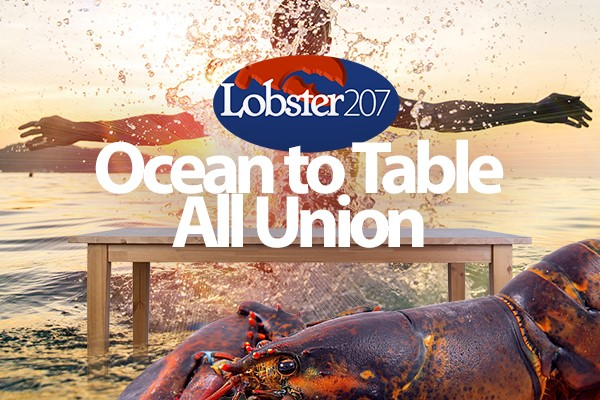 The IAM Maine Lobstering Union is Now Shipping to Your Doorstep