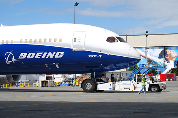 While Boeing Touts Profits, Workforce Shrinks
