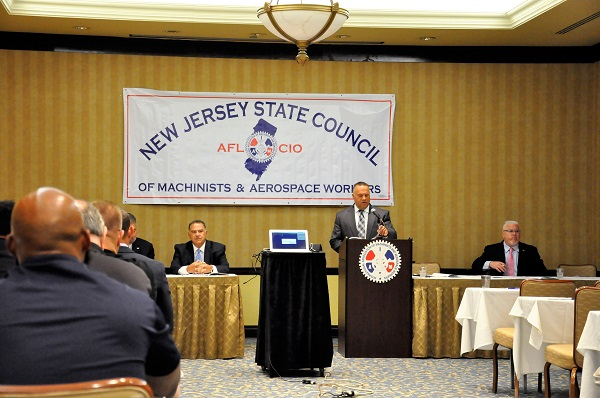 New Jersey Machinists Looking Towards the Future