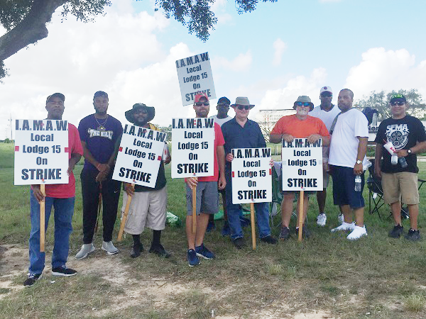 Houston Machinists Fight for the Next Generation